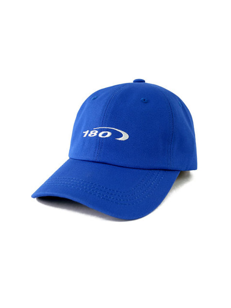 180 LOGO 6PANEL CAP / BLUE