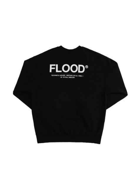 SEASON LOGO SWEATSHIRTS / BLACK
